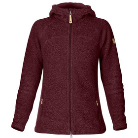 Fjällräven Kaitum Fleece Women dark garnet
